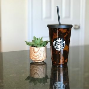 •STARBUCKS• 16oz Tortoise Tumbler Limited Edition